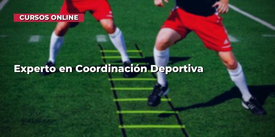 Copertura del corsoEsperto di coordinamento sportivo