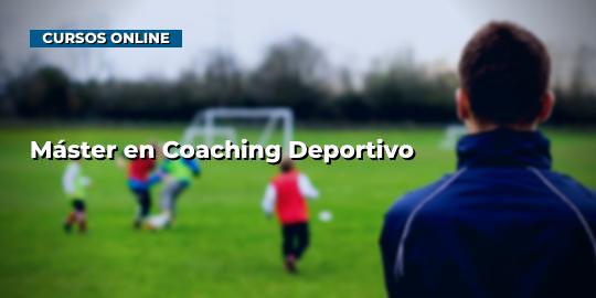Portada del curso Máster en Coaching Deportivo