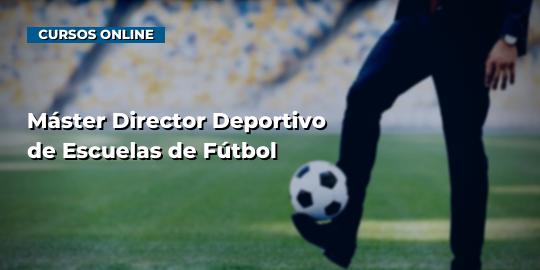 Capa do CursoDiretor de Esportes Master das Escolas de Futebol