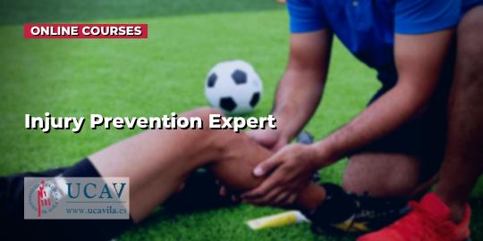 KursabdeckungExperte für Sportverletzungsprävention (UCAV)