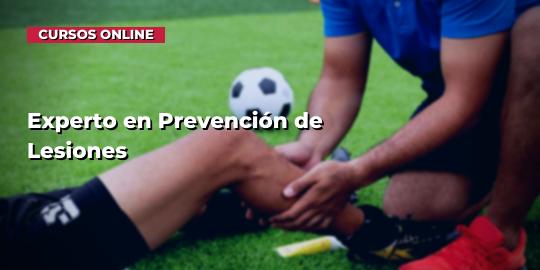 Capa do CursoEspecialista em Prevenção de Lesões