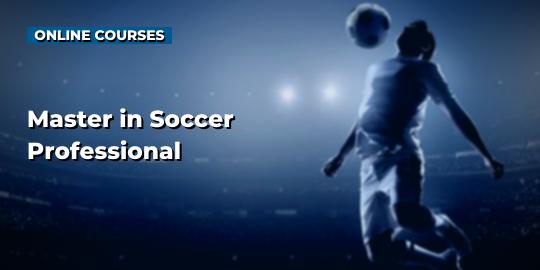 课程封面足球专业硕士