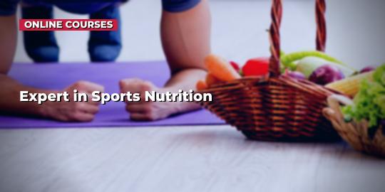 Обложка курсаЭксперт по спортивному питанию