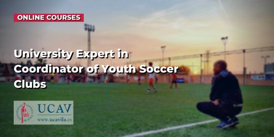 课程封面足球队体育协调员(卡塔利卡阿维拉大学)