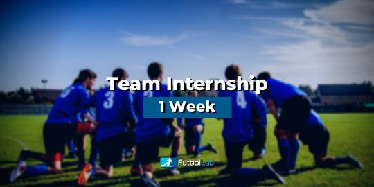 Course CoverInternship Team 1 Week