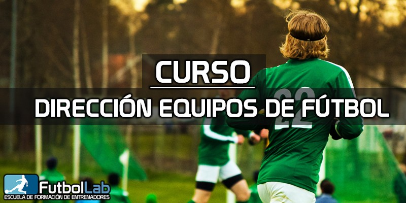 Capa do CursoGestão de Equipas de Futebol
