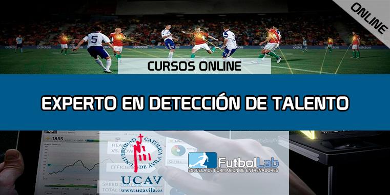 Capa do CursoEspecialista em detecção de talentos (UCAV)