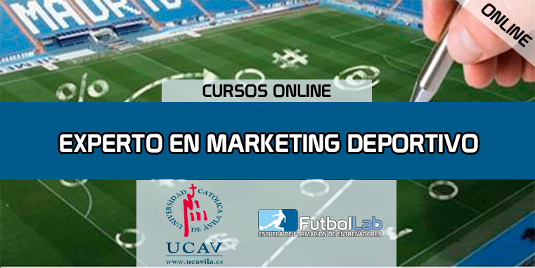 Capa do CursoEspecialista em Marketing Esportivo (UCAV)