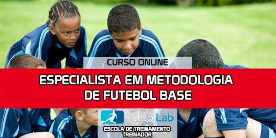 Capa do CursoEspecialista em Metodologia de Futebol de Base