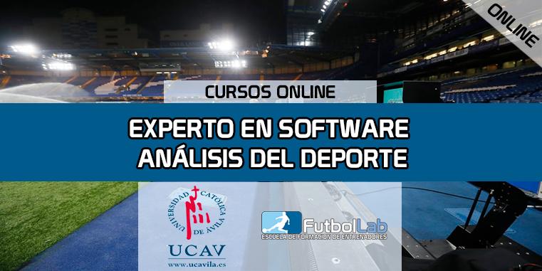 Capa do CursoEspecialista em Software de Análise Esportiva (UCAV)