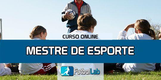 Capa do CursoMestrado em Coaching Esportivo