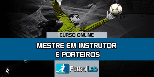 Capa do CursoMestre em treinador de goleiros