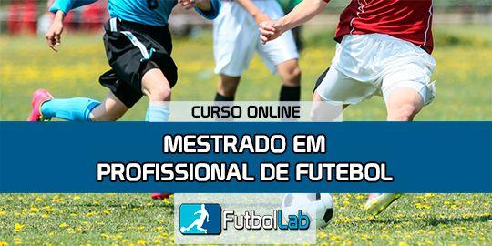 Capa do CursoMestrado em Futebol Profissional