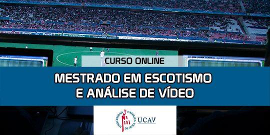Capa do CursoMestre em Escotismo e Análise de Vídeo (Universidade Católica de Ávila)