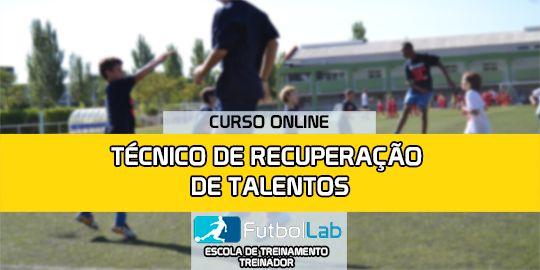 Capa do CursoTécnico de Recrutamento de Talentos