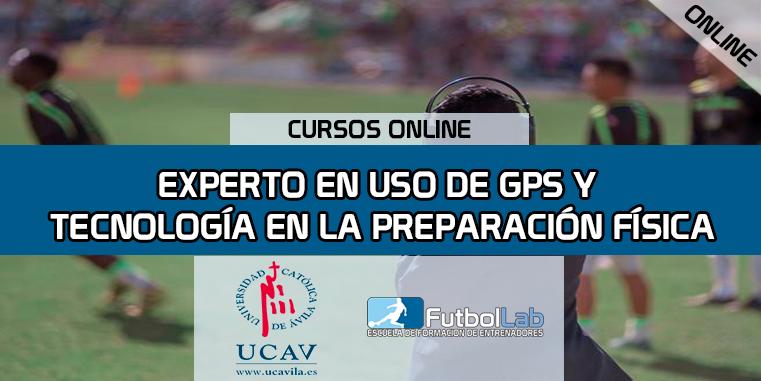 Обложка курсаЭксперт по использованию GPS и технологии физической подготовки (UCAV)