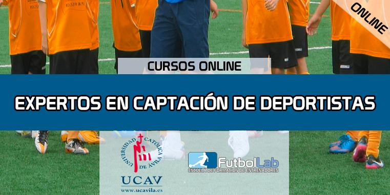 Обложка курсаЭксперт по спортивному рекрутингу (UCAV)